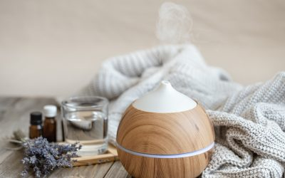 Three Essential Oils for Stress Relief